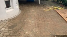 Færdig reperation af brønd og kloak